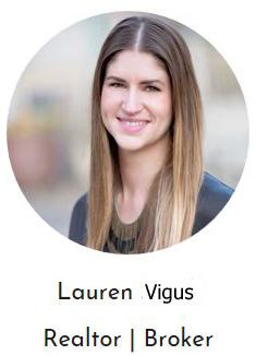 Lauren Vigus, Broker | Realtor